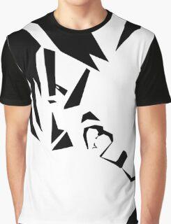 Saiyan Tribal Graphic T-Shirt