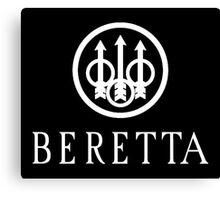 Beretta Canvas Print