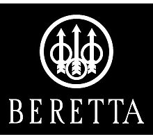 Beretta Photographic Print