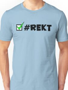#REKT T-Shirt