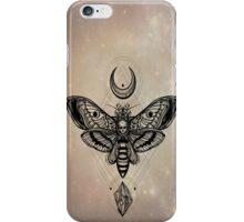 Sacred Moth iPhone Case/Skin