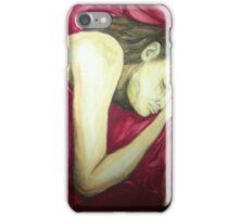 Lady Broken Spirit Hides to Renew iPhone Case/Skin