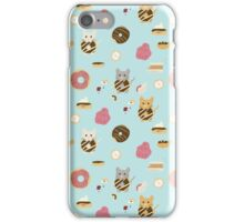 Donut Cat iPhone Case/Skin