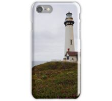 Pigeon Point Lighthouse II Color iPhone Case/Skin