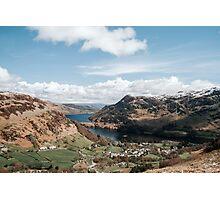 Mountain Views - Lake District Photographic Print