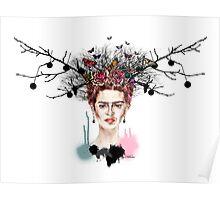 The Little Deer - Frida Kahlo Poster