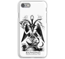 Baphomet iPhone Case/Skin