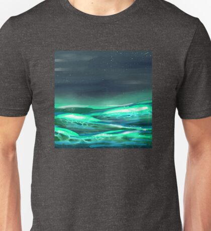 Surging Sea Unisex T-Shirt