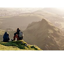 Overwatch - Peak District Photographic Print