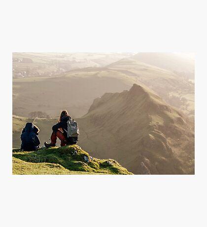 Overwatch - Peak District Photographic Print
