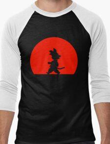 Little Saiyan Men's Baseball ¾ T-Shirt
