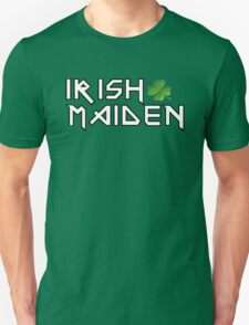Irish Maiden Unisex T-Shirt