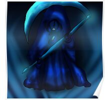Blue Diamond and her Weapon Poster
