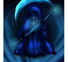 Blue Diamond and her Weapon Photographic Print