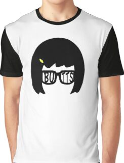 Tina Belcher: Butts (version one) Graphic T-Shirt
