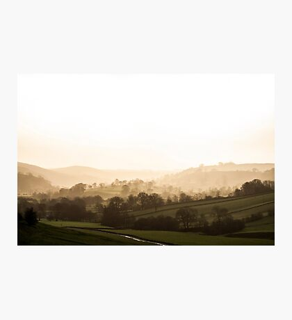 Rise - Peak District Photographic Print