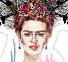 The Little Deer - Frida Kahlo Sticker