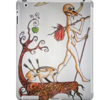 Follow your Madness iPad Case/Skin