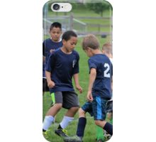 Youth Soccer Game iPhone Case/Skin