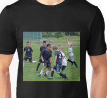 Youth Soccer Game Unisex T-Shirt
