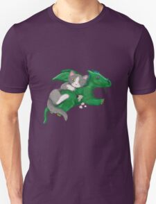 Mittens The Dragonslayer Unisex T-Shirt