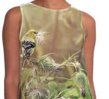 On A Mission Contrast Tank