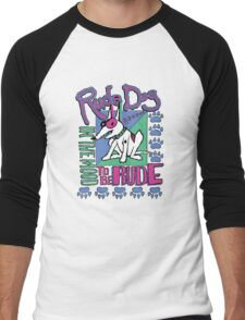 IN THE MOOD TO BE RUDE Men's Baseball ¾ T-Shirt