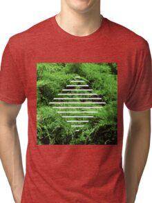 Greens Tri-blend T-Shirt