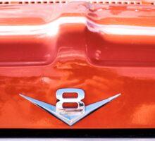 V8 Sticker