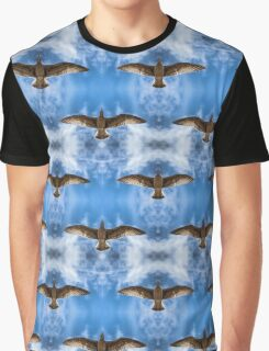 Bird Sky Graphic T-Shirt