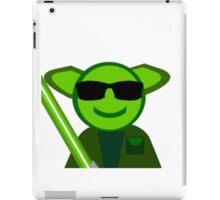 Yoda Shades iPad Case/Skin