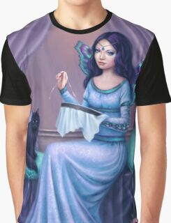 Ariadne Fairy Graphic T-Shirt