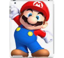 mario iPad Case/Skin