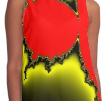 Earth People & Space Mandelbrot Contrast Tank