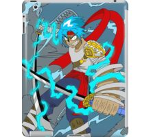 Raiden Legacy - Lighting Demon (Action) iPad Case/Skin