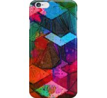 Isometric Tangles iPhone Case/Skin
