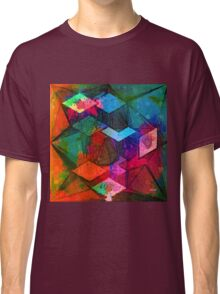 Isometric Tangles Classic T-Shirt