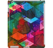 Isometric Tangles iPad Case/Skin