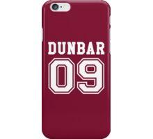 Liam Dunbar's Jersey iPhone Case/Skin