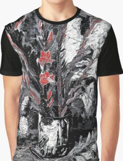 Stroke Of Scarlet Graphic T-Shirt