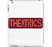 Theatrics Logo iPad Case/Skin