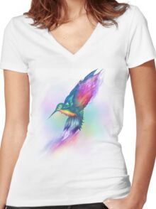 Sorella Women's Fitted V-Neck T-Shirt