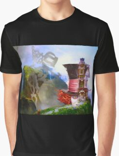 Mad Hatter - Hatters House Graphic T-Shirt