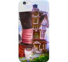 Mad Hatter - Hatters House iPhone Case/Skin