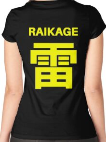 Rai kage Women's Fitted Scoop T-Shirt