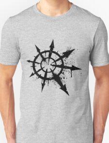 Tag of Chaos (black) Unisex T-Shirt