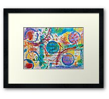 Daydreams too Framed Print