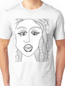 Deep In Thought Unisex T-Shirt