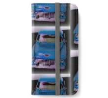 Blue Chevy Truck iPhone Wallet/Case/Skin
