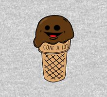 Chocolate Jim the Ice Cream Cone Unisex T-Shirt